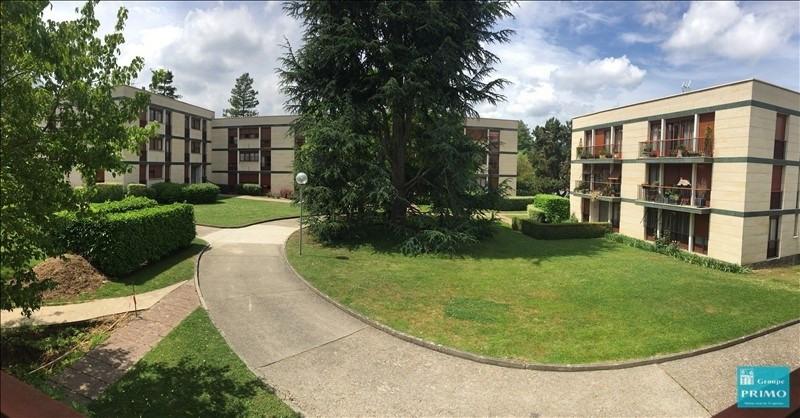 Vente appartement Châtenay-malabry 430000€ - Photo 1