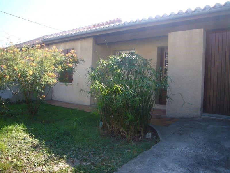 Villa de plain pied T3 avec garage et jardin