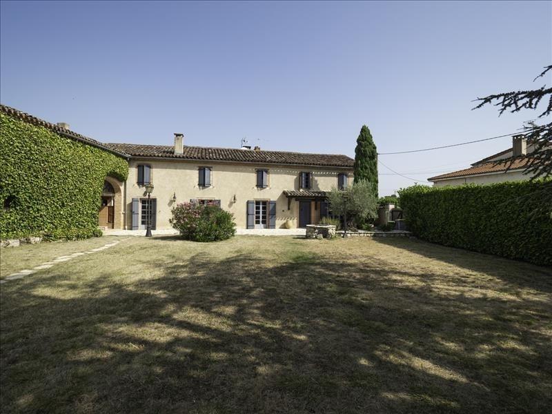 Sale house / villa Albi 430000€ - Picture 1