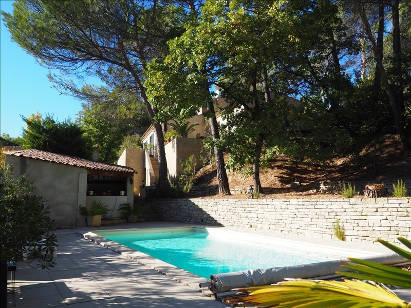 Sale house / villa Pierrevert 399000€ - Picture 1