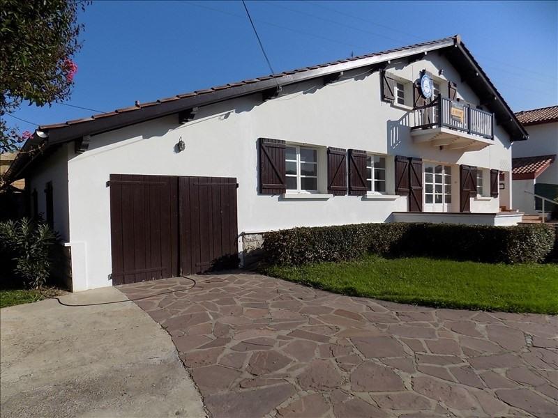 Sale house / villa St pee sur nivelle 377000€ - Picture 2