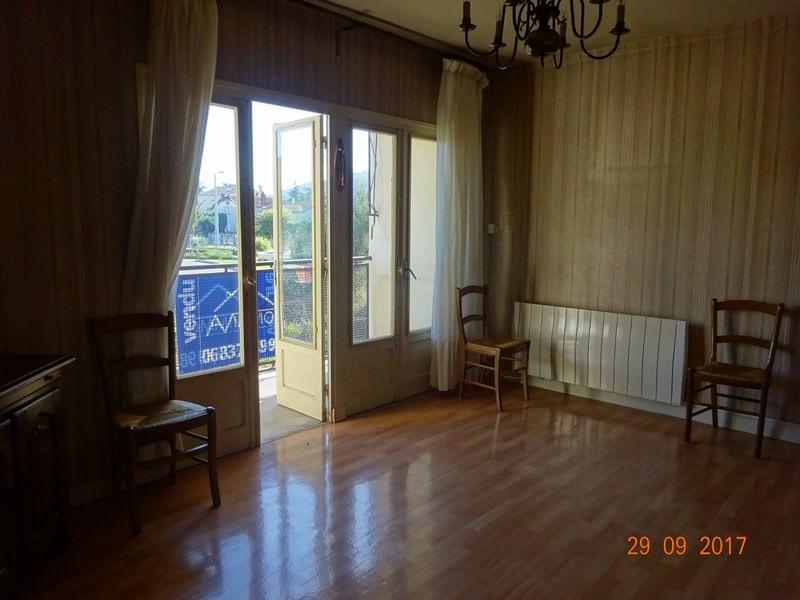 Verkoop  appartement St vallier 81000€ - Foto 1