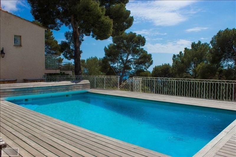 Verkauf von luxusobjekt haus Toulon 1365000€ - Fotografie 2