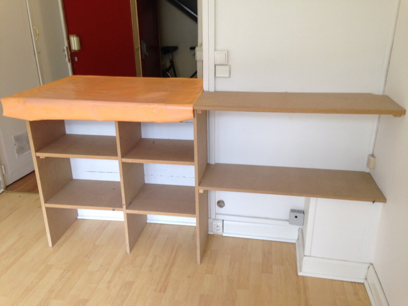 Rental office Montreuil 590€ CC - Picture 7