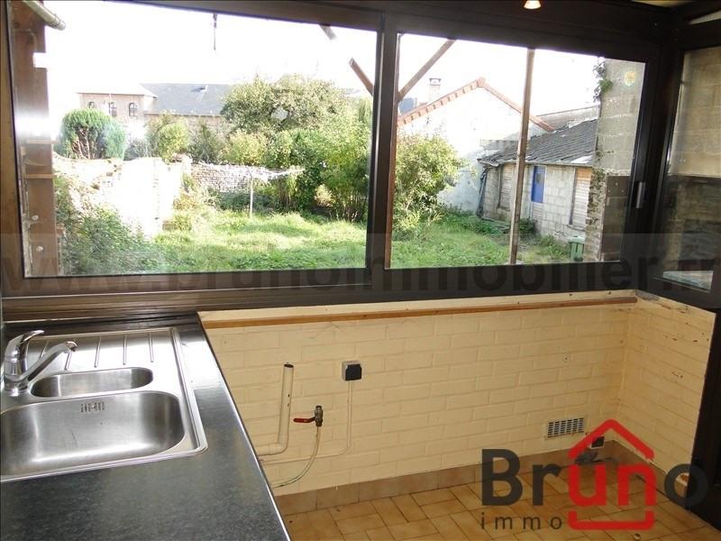 Sale apartment Le crotoy 213800€ - Picture 1
