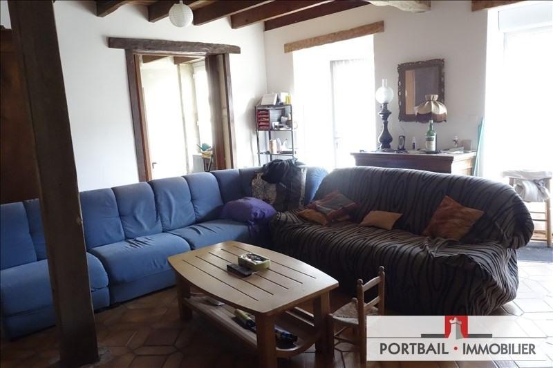 Vente maison / villa Donnezac 126000€ - Photo 5