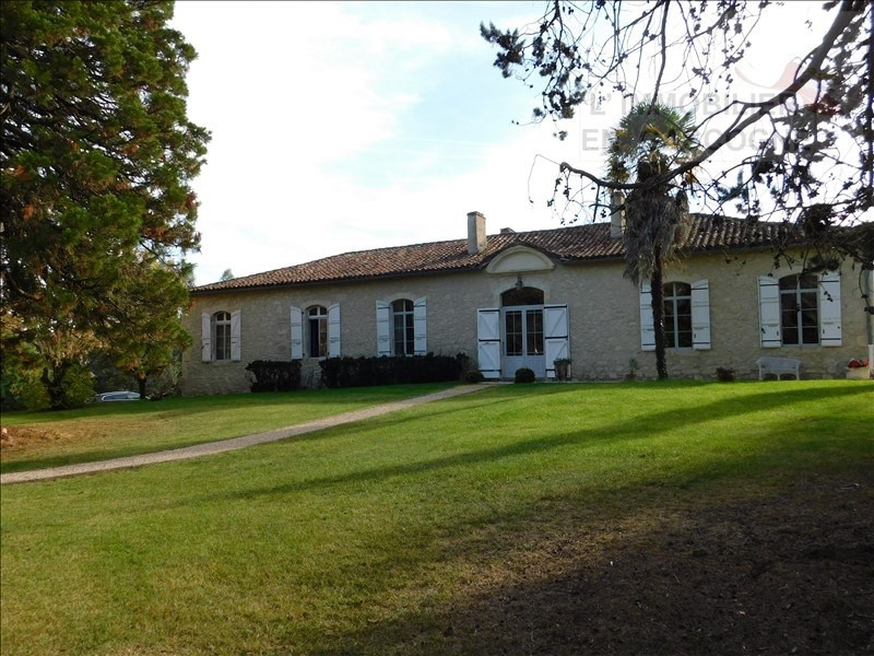 Revenda residencial de prestígio casa Pavie 850000€ - Fotografia 3