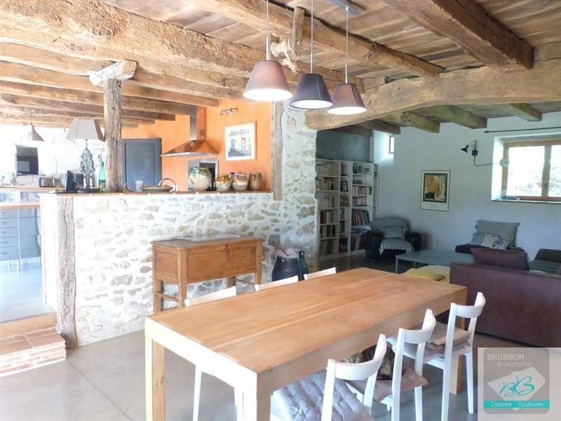 Sale house / villa Castres 399000€ - Picture 1