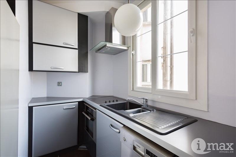 Sale apartment Paris 18ème 450000€ - Picture 5