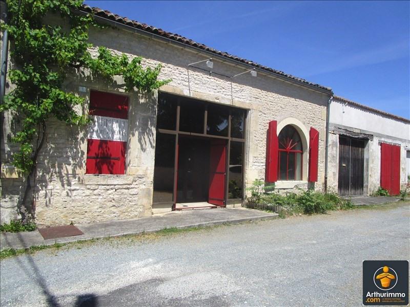 Vente maison / villa Matha 108500€ - Photo 5