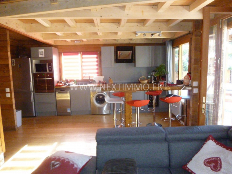 Venta  casa Saint-martin-vésubie 284000€ - Fotografía 6