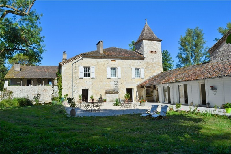 Deluxe sale house / villa Agen 1 155 000€ - Picture 1