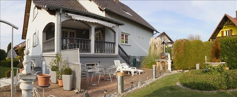 Vente maison / villa Lauterbourg 389 000€ - Photo 2