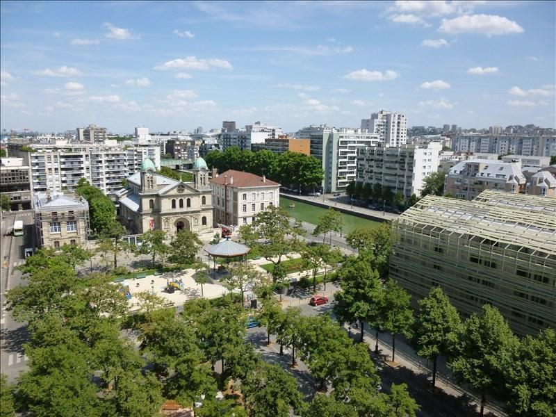 Sale apartment Paris 19ème 309000€ - Picture 1