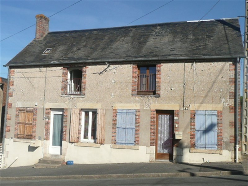 Sale house / villa Vailly sur sauldre 73 000€ - Picture 1