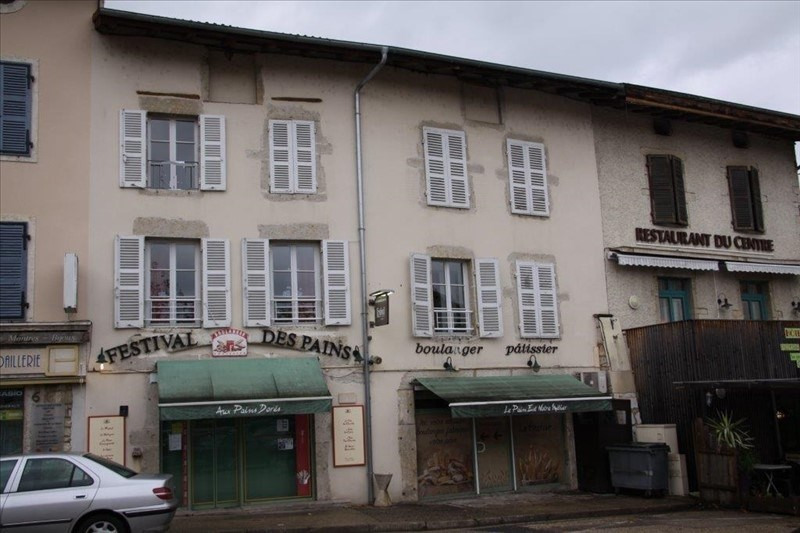 Vente appartement Poncin 95 000€ - Photo 1