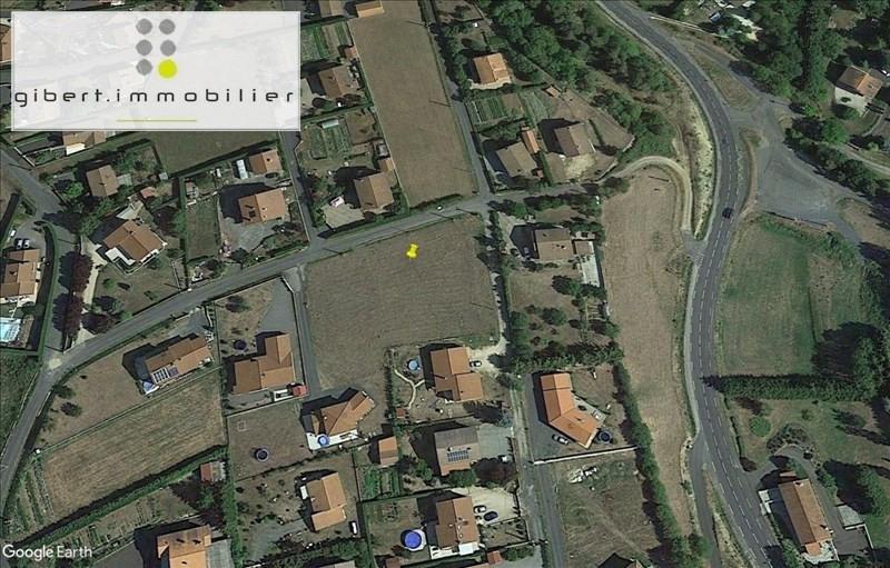 Vente terrain Coubon 53000€ - Photo 4