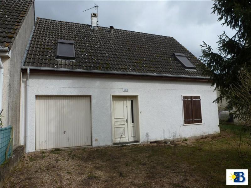 Vente maison / villa Chatellerault 96300€ - Photo 1