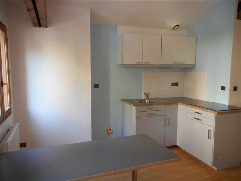 Locação apartamento Voiron 499€ CC - Fotografia 2
