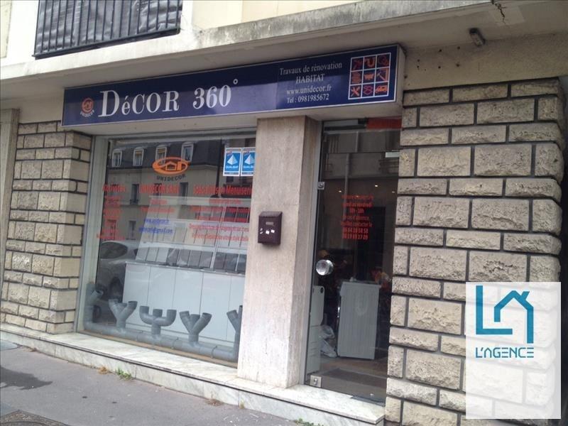 Rental shop Boulogne billancourt 1746€ HT/HC - Picture 1