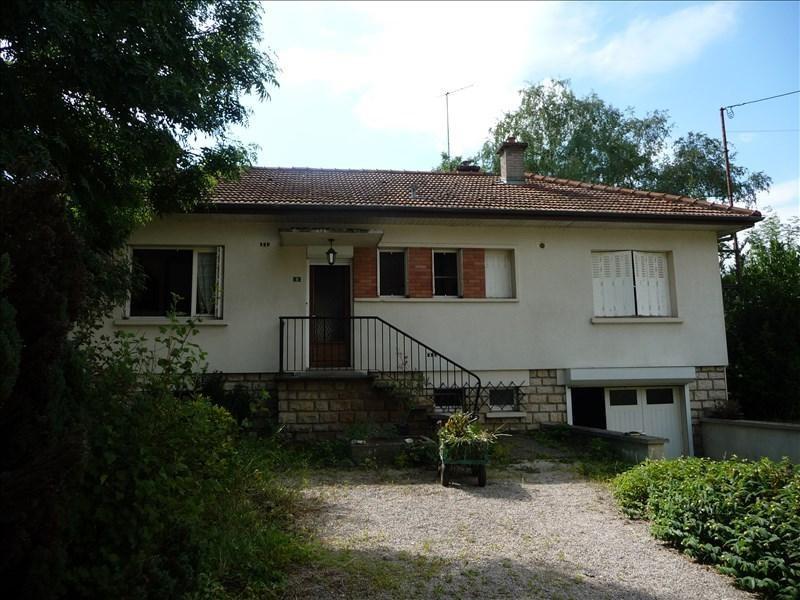 Vente maison / villa St jean de losne 137400€ - Photo 2