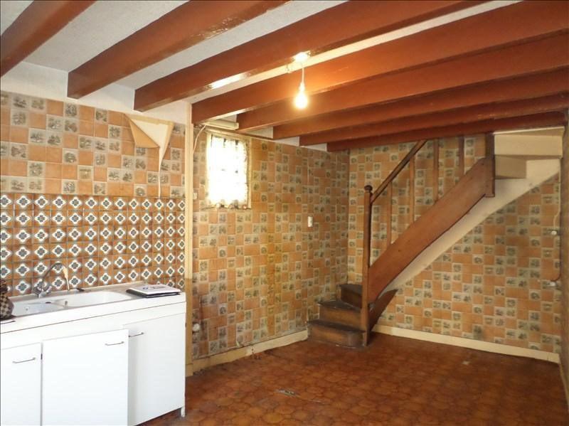 Vente maison / villa Voeuil et giget 55000€ - Photo 2