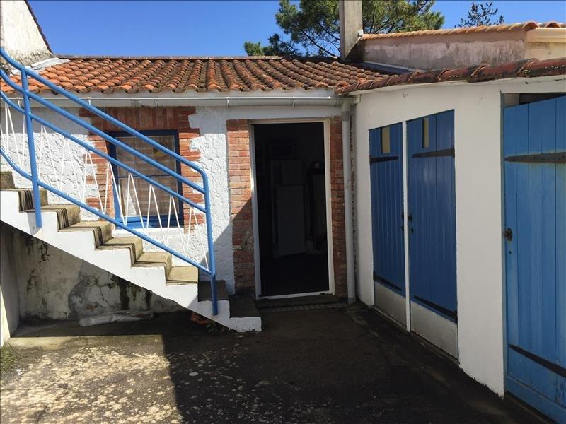 Vente appartement St vincent sur jard 65000€ - Photo 1