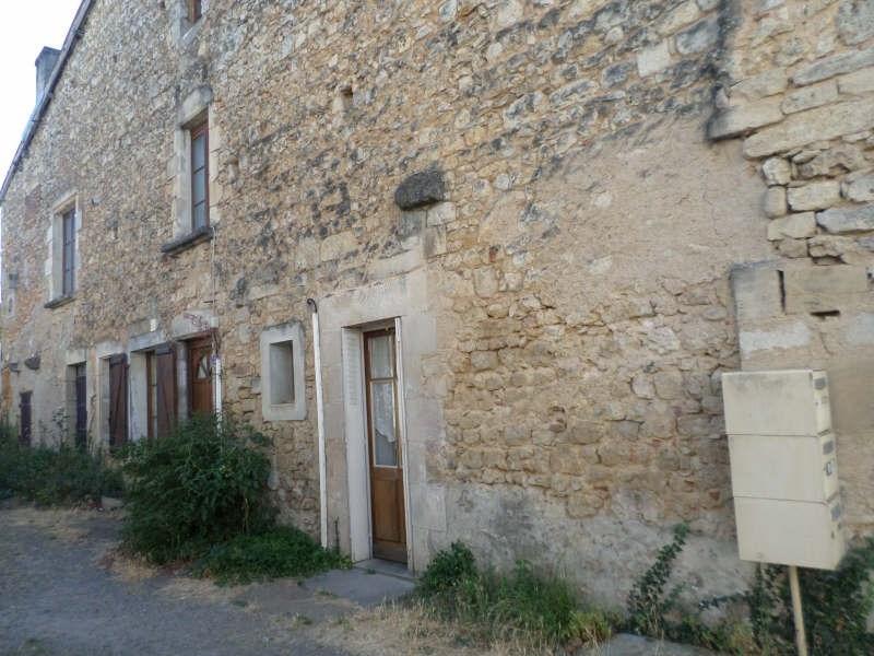 Produit d'investissement immeuble Lussac les chateaux 131000€ - Photo 6