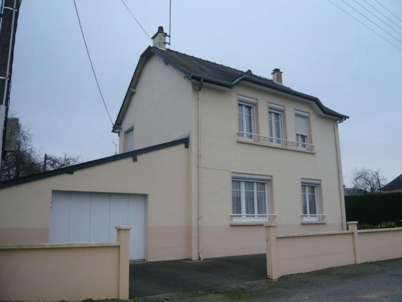 Sale house / villa Le bourgneuf la foret 88200€ - Picture 2