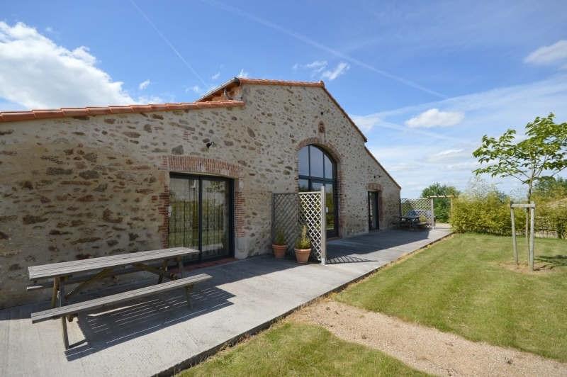 Vente de prestige maison / villa St christophe du bois 594165€ - Photo 1