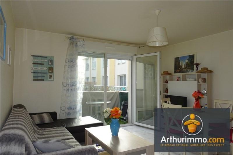 Vente appartement St brieuc 106500€ - Photo 2