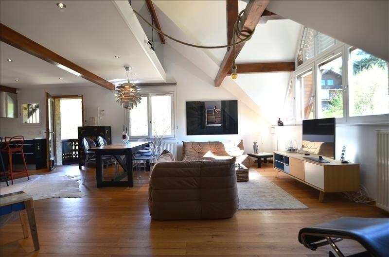 Vente de prestige appartement Menthon st bernard 812 000€ - Photo 3