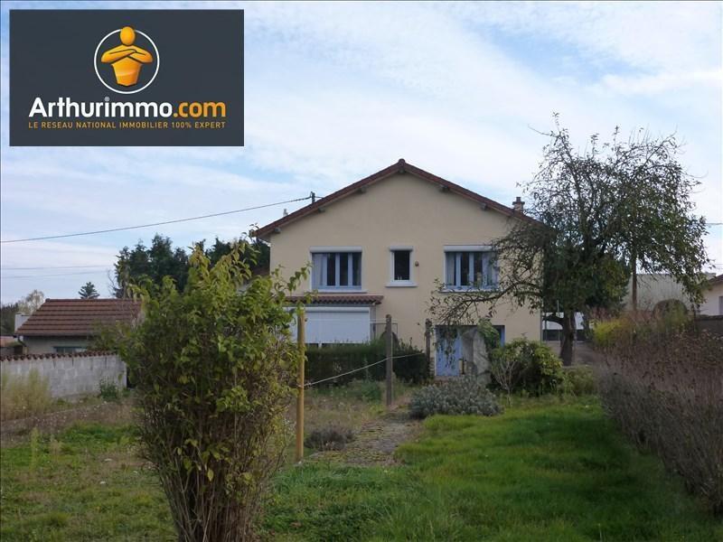 Vente maison / villa Vougy 137000€ - Photo 6