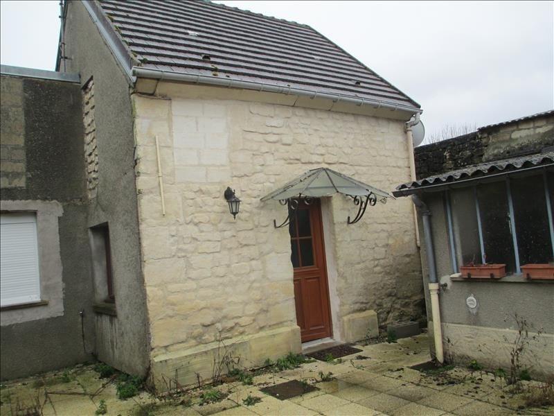 Vente maison / villa Cires les mello 159900€ - Photo 1