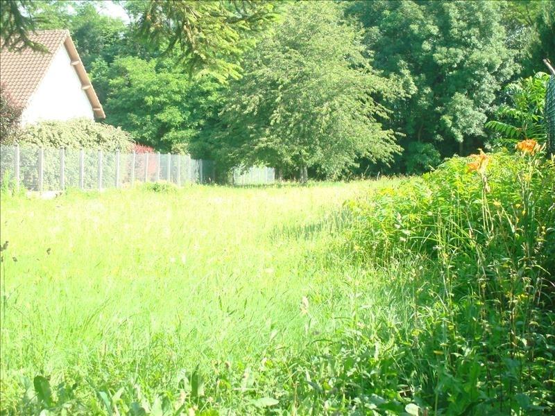 Vente terrain Challuy 46000€ - Photo 1