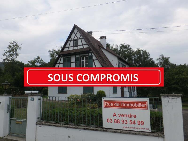 Sale house / villa Niederbronn les bains 318000€ - Picture 1