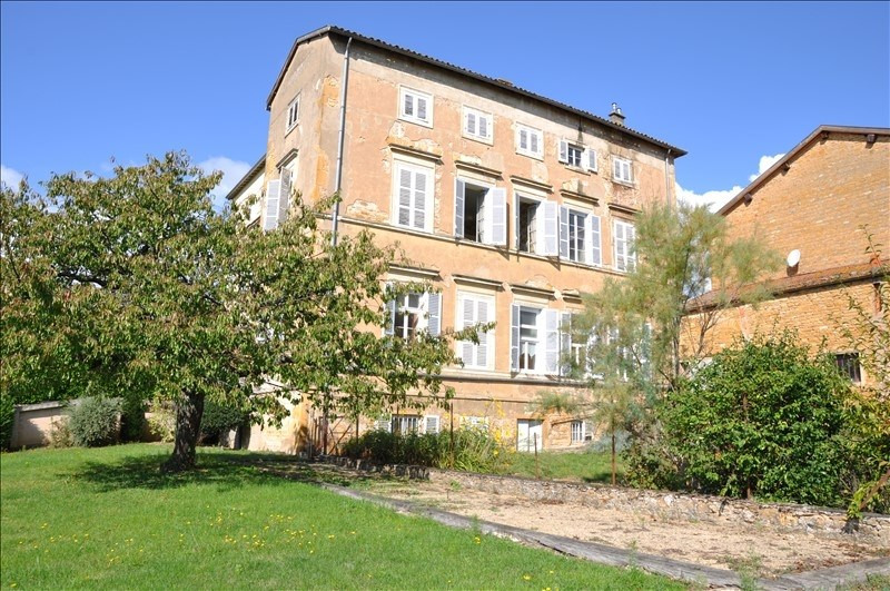 Vente maison / villa Liergues 420000€ - Photo 1