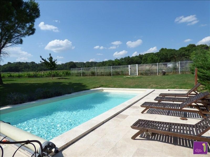 Vente de prestige maison / villa Uzes 997000€ - Photo 2