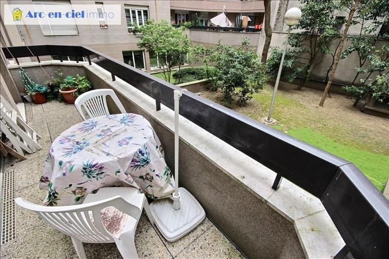 Vente appartement Paris 18ème 412000€ - Photo 1