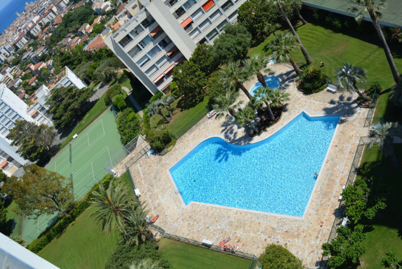 Verkoop  appartement Antibes 285000€ - Foto 4