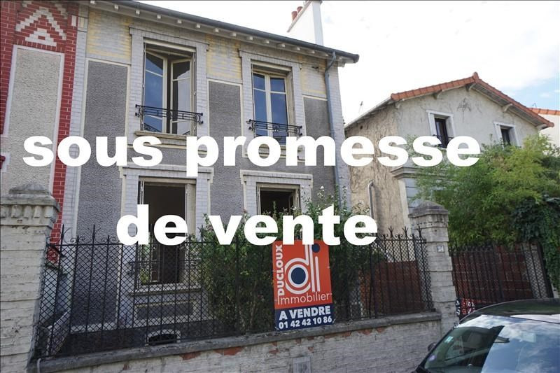 Revenda casa Asnieres sur seine 488800€ - Fotografia 1