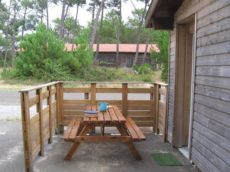 Location vacances appartement Mimizan 330€ - Photo 1