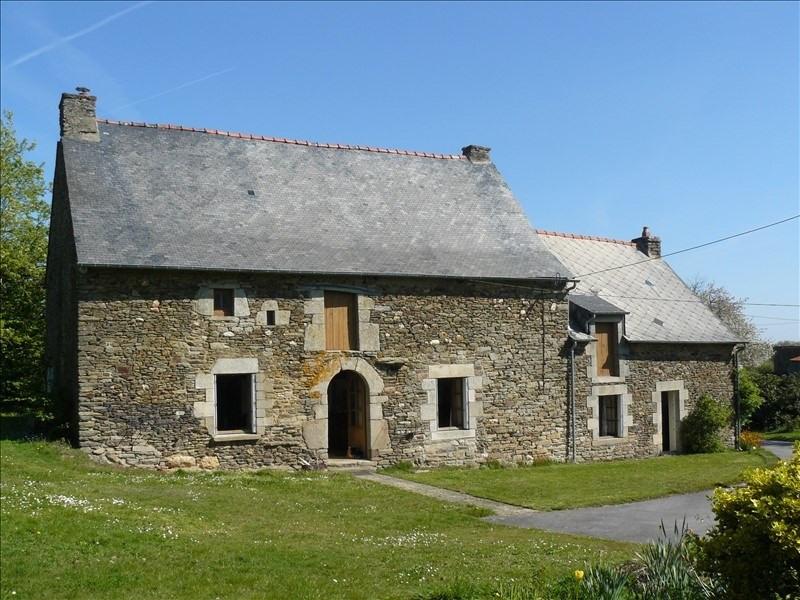 Vente maison / villa Josselin 139920€ - Photo 2