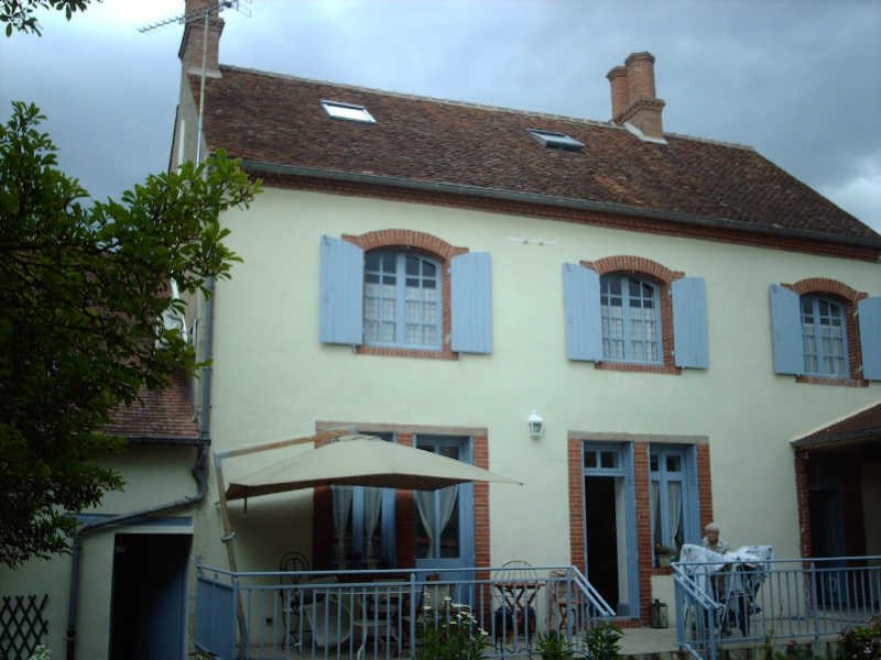 Vendita casa Le veurdre 185000€ - Fotografia 1