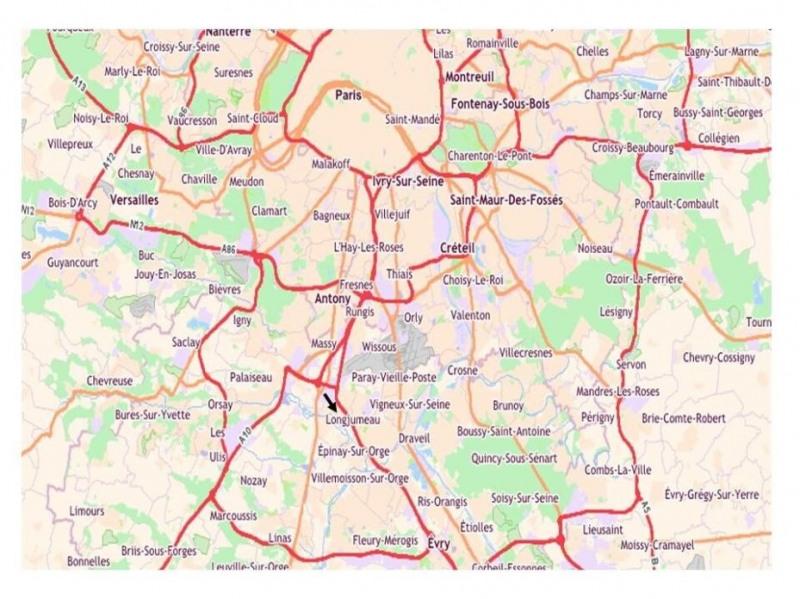Location Local d'activités / Entrepôt Longjumeau 0