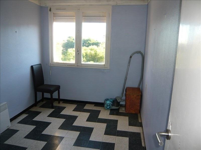 Sale apartment Sete 96000€ - Picture 5