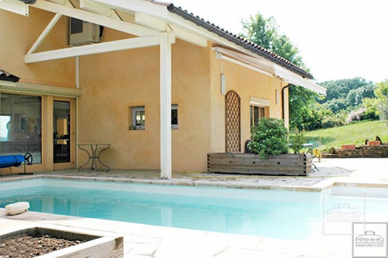 Vente de prestige maison / villa Saint romain au mont d'or 1150000€ - Photo 2