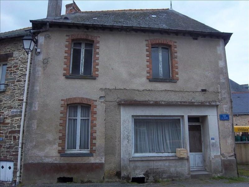 Vente maison / villa Bain de bretagne 117700€ - Photo 8