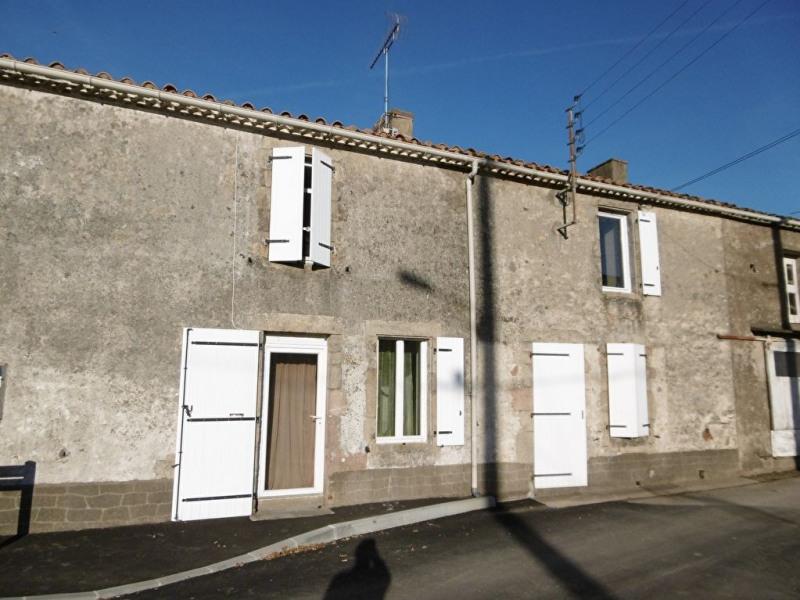 Vente maison / villa St georges de pointindoux 126500€ - Photo 1