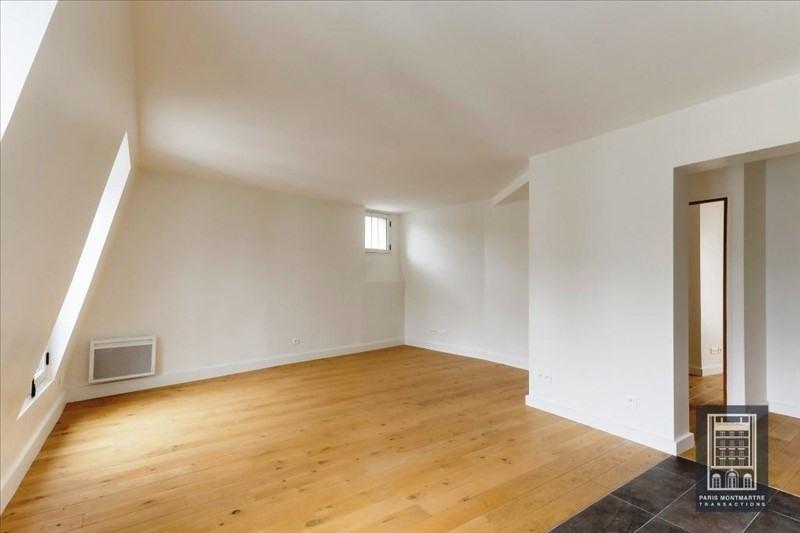Vente appartement Paris 18ème 610650€ - Photo 3